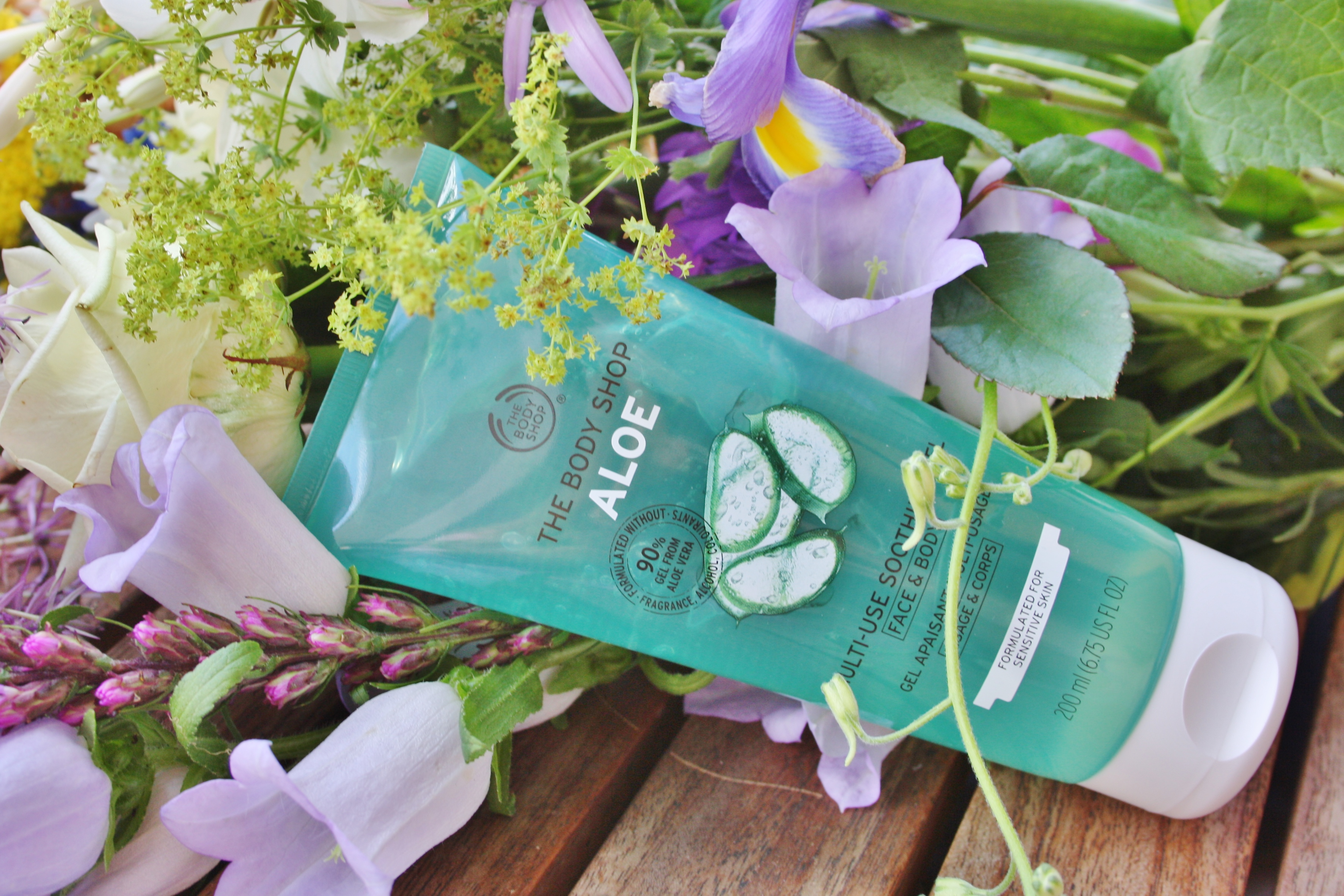 soothing gel how to use