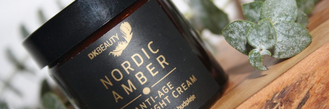Nordic Amber by DK Beauty – Anti-age Day & Night Cream