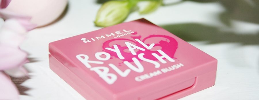 Fredagsfavorit: Rimmel Royal Cream Blush i Majestic Pink