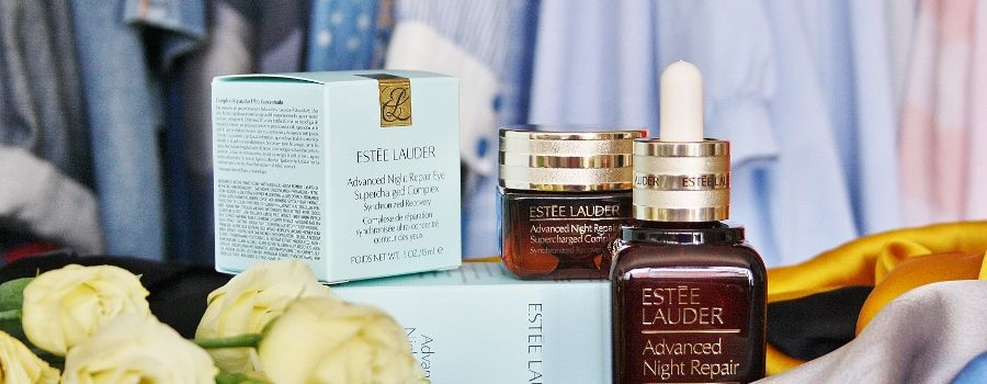 Estée Lauder Advanced Night Repair Eye Supercharged Complex / En lille nyhed