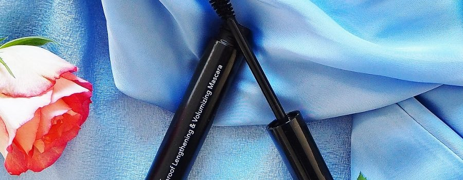 Testing ELF mascara – Lengthening & Volumizing