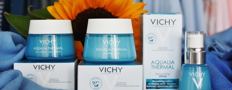 Vichy Aqualia Thermal Rehydrating Serum med 15 mineraler